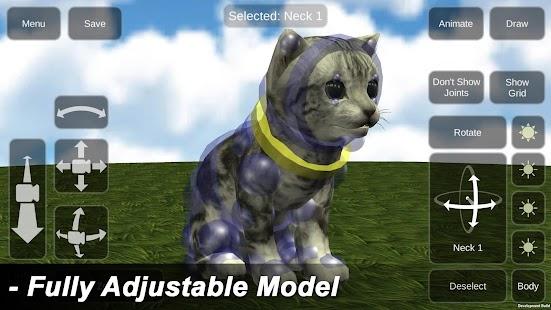 Cat Mannequin - náhled