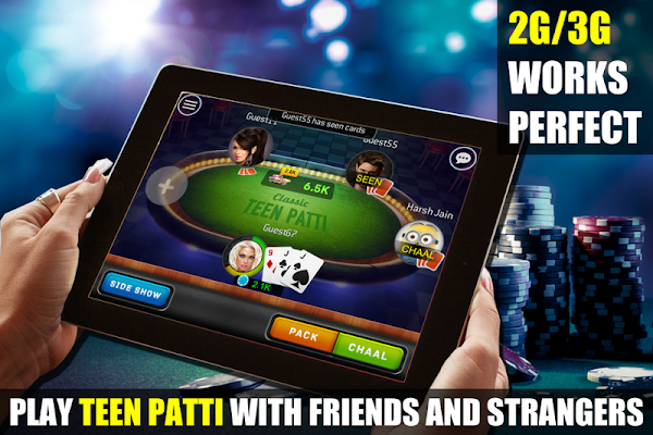 Teen Patti - Best Indian Poker - screenshot
