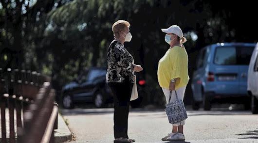 La mascarilla será obligatoria en Andalucía a partir de la semana que viene