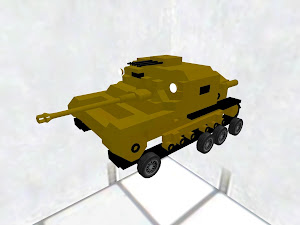 cv33 L3 型快速戦車   完全版