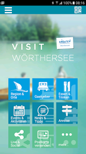 Visit Wörthersee- screenshot thumbnail
