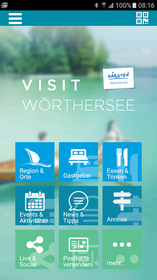 Visit Wörthersee- screenshot