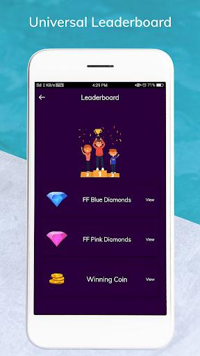 Lucky Spin to FF Diamond - Win Free Diamond 1.6 screenshots 7