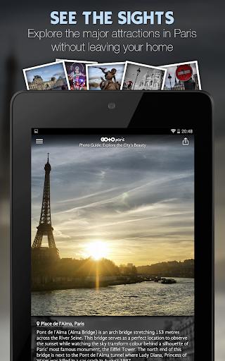 Go To Paris City Travel Guide, Things To Do & Maps screenshot 9
