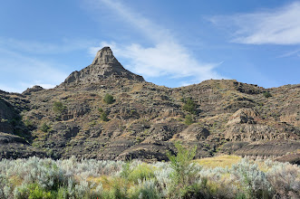 Photo: The park contains rock from the Hell Creek Formation and dinosaurs such as Triceratops are found there.