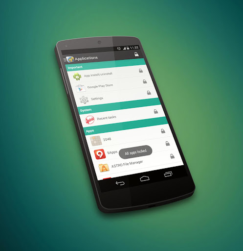 App Locker with Guest Mode | Free Android App APK