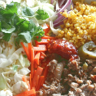 Banh Mi Bowl Recipe