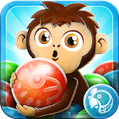 Tierrettung - Bubble Shooter Spiel icon