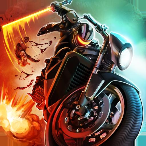 Death Moto 3 : Fighting Bike Rider APK Cracked Download