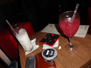 Photo: Ten večer se nesl ve stylu extrémně drahých drinků. No co, žijem jenom jednou