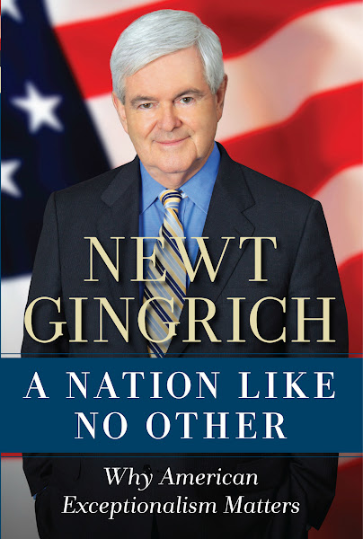Photo: A Nation Like No Other by Newt Gingrich - http://bit.ly/rOquFY