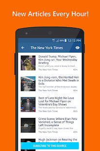 Inoreader - News Reader & RSS screenshot