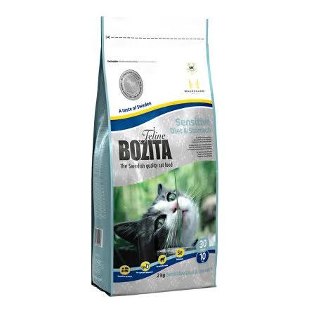 Bozita Feline Diet & Stomach 2kg 4-Pack