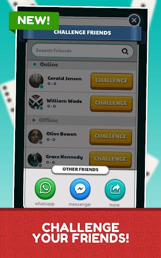 Dominoes Jogatina: Classic and Free Board Game 5.0.1 screenshots 11