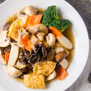 78. Mixed Mushrooms With Tofu