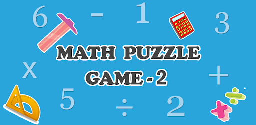 Math Puzzles - 2 - Apps on Google Play