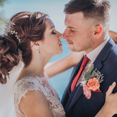 Wedding photographer Anastasiya Kodzheshau (kodjeshau). Photo of 09.01.2018