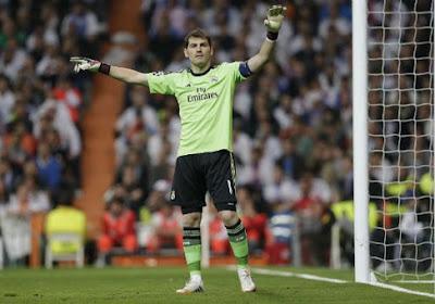 """""""Casillas heeft zijn woord gegeven aan Engelse topclub"""""""