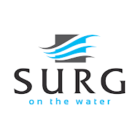 Surg on the Water logo