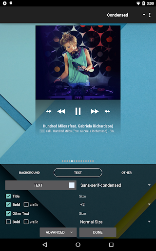 Poweramp Music Player (Trial) screenshot 18