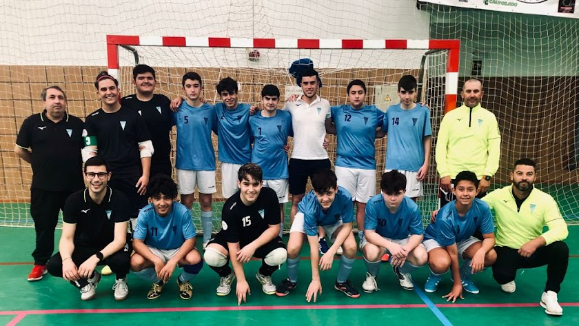 Los cadetes del Poli Ejido quieren conquistar la Copa Federación.