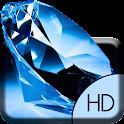 Belle Diamant Live Wallpaper icon