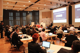 Photo: Forum Day 1 sessions...
