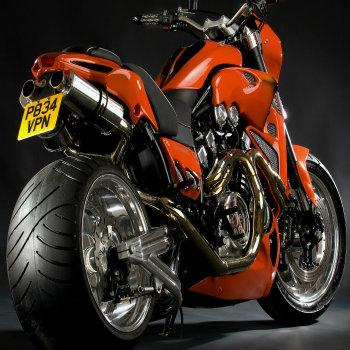 Puzzle Motor Bike