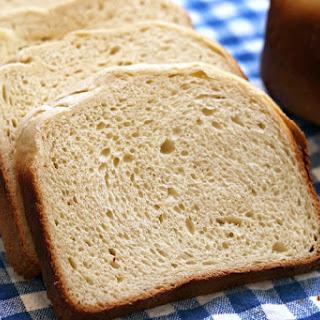 Soft, Sandwich Style Hawaiian Bread.