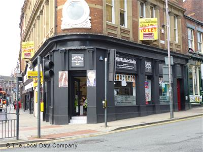 Ahura Hair Studio On Kirkgate Hairdressers In City Centre Leeds Ls1 6dp