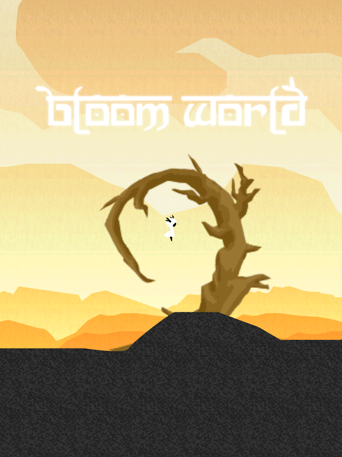 Bloom World- screenshot