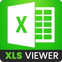 Xlsx File Reader with Xls Viewer icon