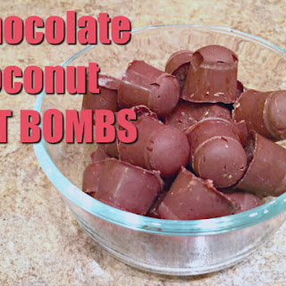 Coconut Oil Fat Bombs.