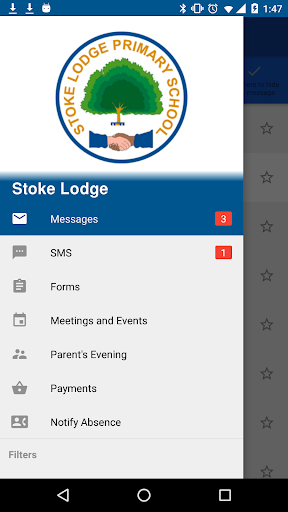 Stoke Lodge ParentMail  screenshots 2
