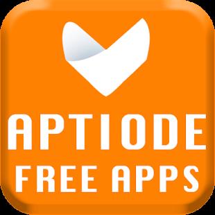 Aptioode App - náhled