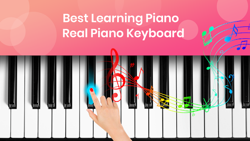 Best Learning Piano screenshot 1