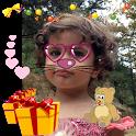 Decorate pictures - Carton icon