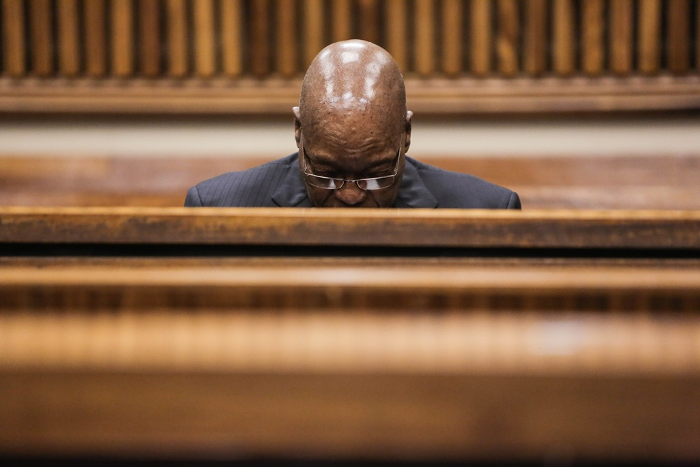 Zuma must pay from his own pocket for legal fees, court rules