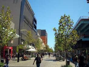 Photo: Fußgängerzone in der Innenstadt von Perth