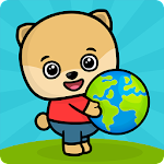 Educational games for kids ages 2 to 5 Icon