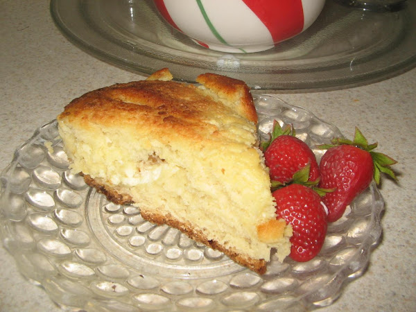 Cottage Coffeecake Ring Recipe