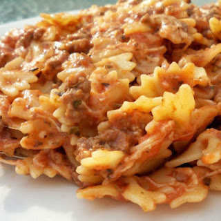 Mom's Homemade Italian Hamburger Helper