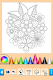 screenshot of Mandala Coloring Pages