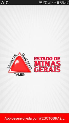 Estado de Minas Gerais Free