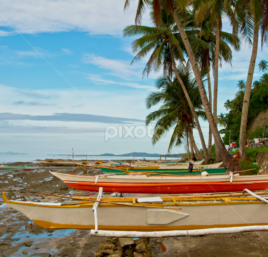 Boats by Wilfredo Garrido - Transportation Boats ( fishing boats, boats, transportation )