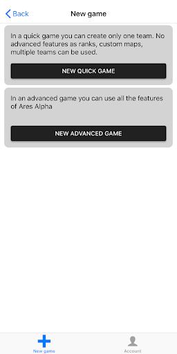 Ares Alpha screenshot 4