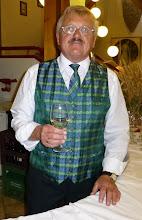 Photo: Rudi Friedreich, der flotte Hobby-Weinbarmann