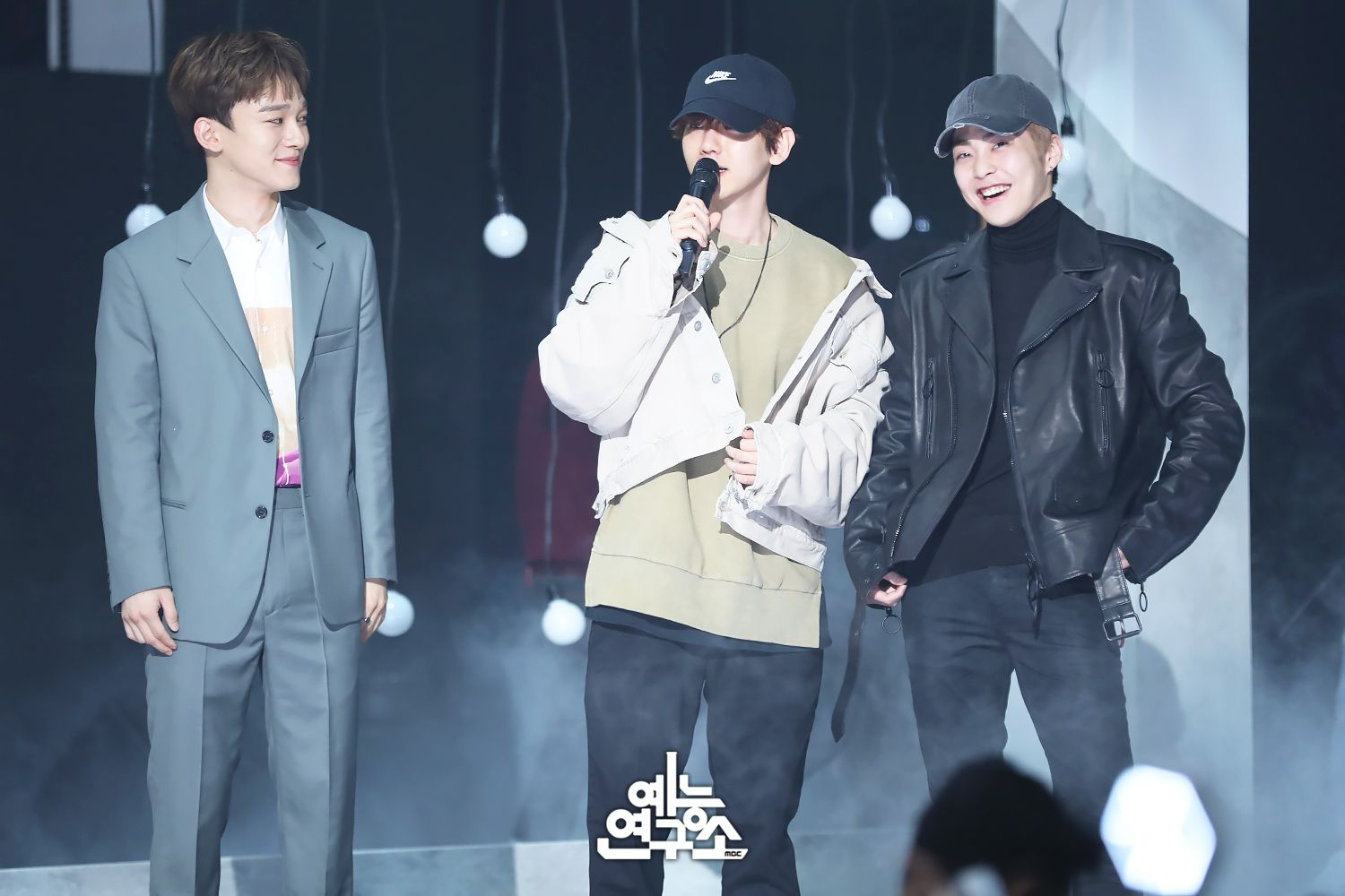 chen baek xi music core