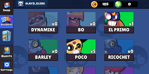 Brawl Stars Box Simulator 1.4 screenshots 2