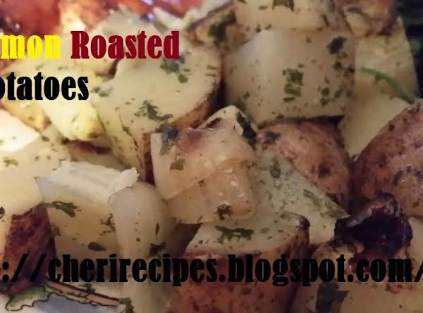 Lemon Roasted Potatoes You Have To Try These
